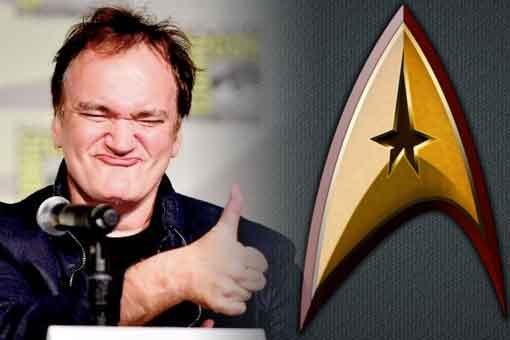 Quentin Tarantino habla de su película de Star Trek