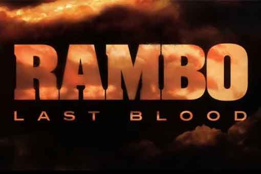 Espectacular tráiler final de Rambo V: Last Blood