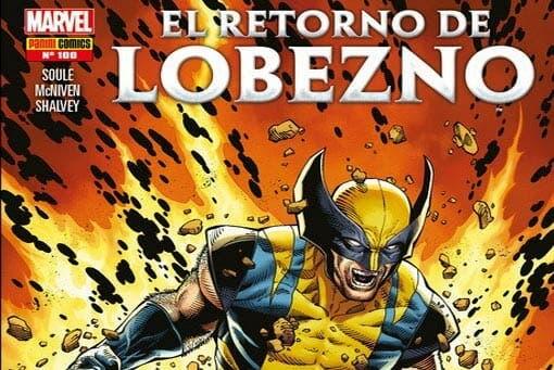 El Retorno de Lobezno (Marvel - Panini Cómics)