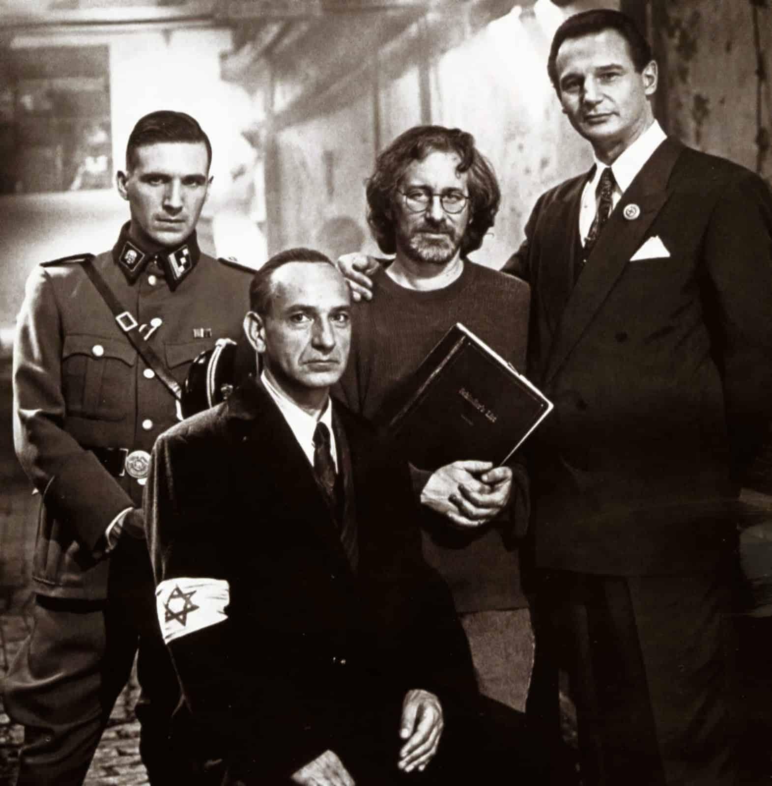 La Lista de Schindler elenco