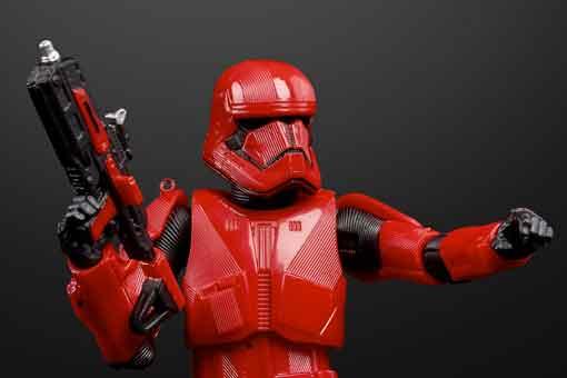 Star Wars: El ascenso de Skywalker, así son los nuevos Sith Trooper