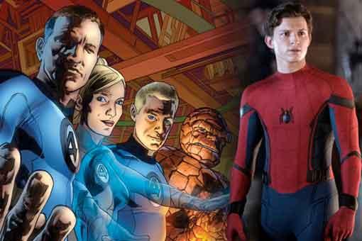 Spider-Man: Lejos de casa ¿Han introducido a Los Cuatro Fantásticos?