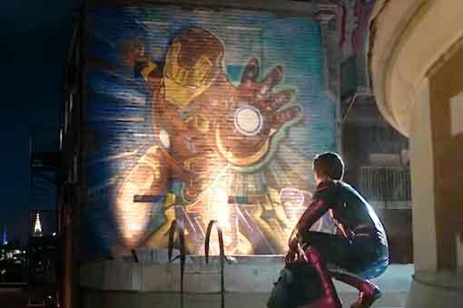 Spider-Man ya es el nuevo Iron Man de las películas de Marvel