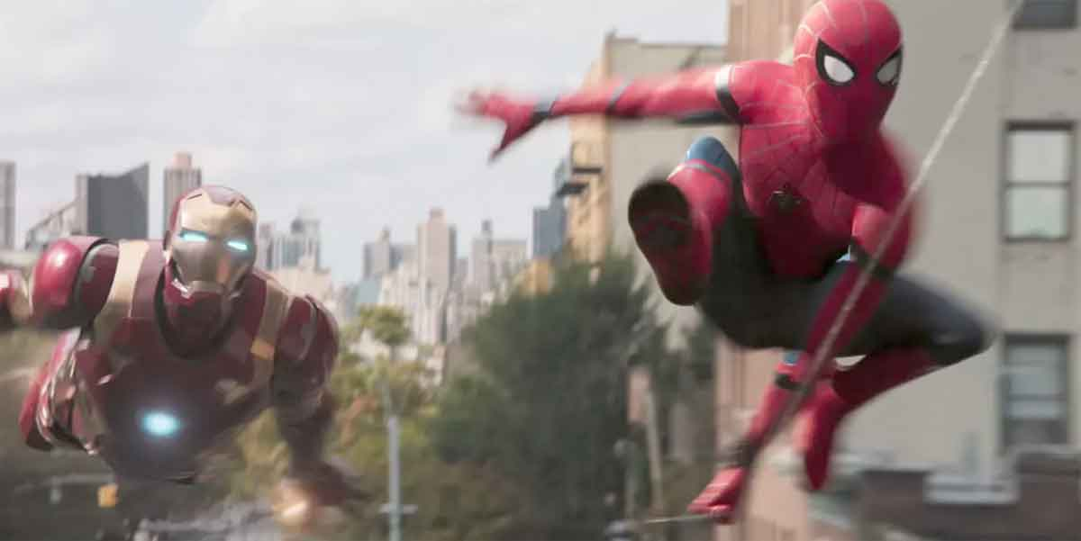 Spider-Man: Lejos de casa es una copia de la película Iron Man (2008)