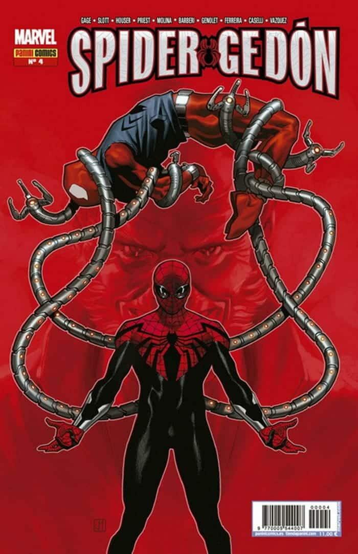 Spidergedón 4 (Marvel - Panini Cómics)