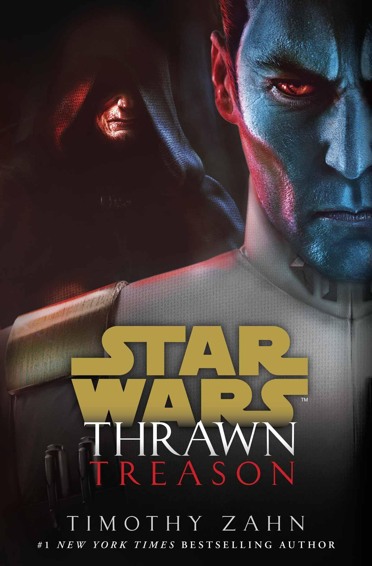 star wars. Thrawn. Treason