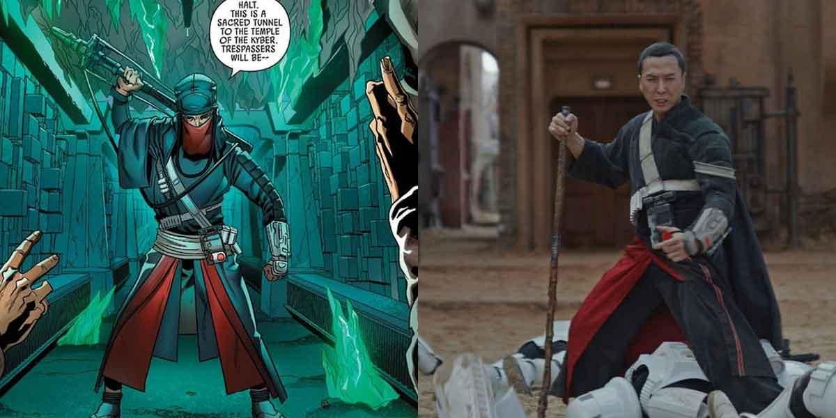 Star Wars por fin revela a los personajes más míticos