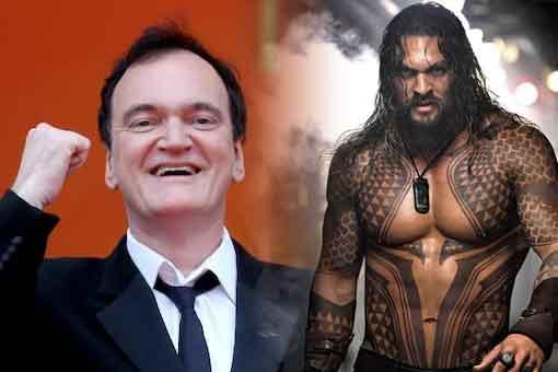 Quentin Tarantino explica una divertida anécdota con Aquaman