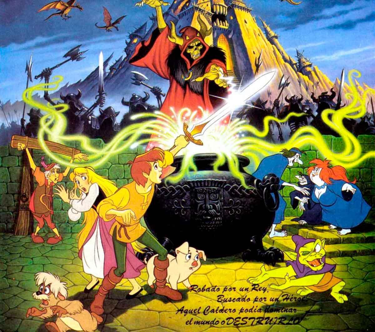 La película maldita de Disney que si merece una versión de acción real