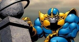 Thanos: Redención (Marvel - Panini Cómics)