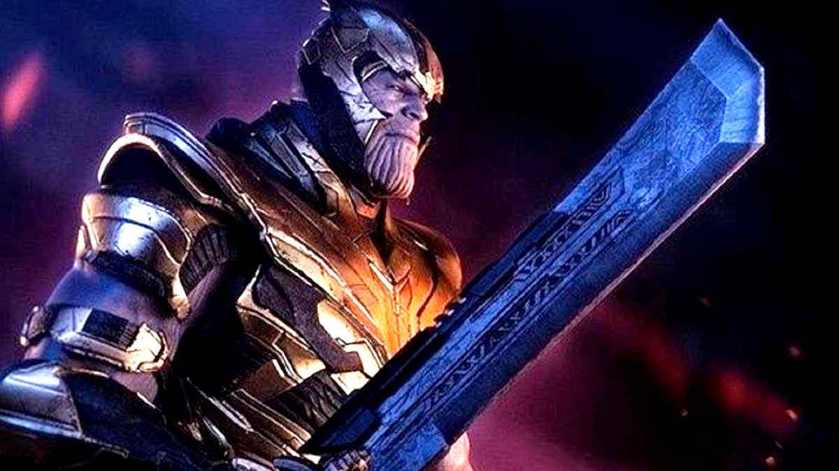 Thanos casi mató a todos los héroes de 2014 en Vengadores: Endgame