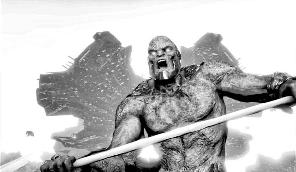 Zack Snyder comparte una imagen del joven Darkseid de Liga de la Justicia
