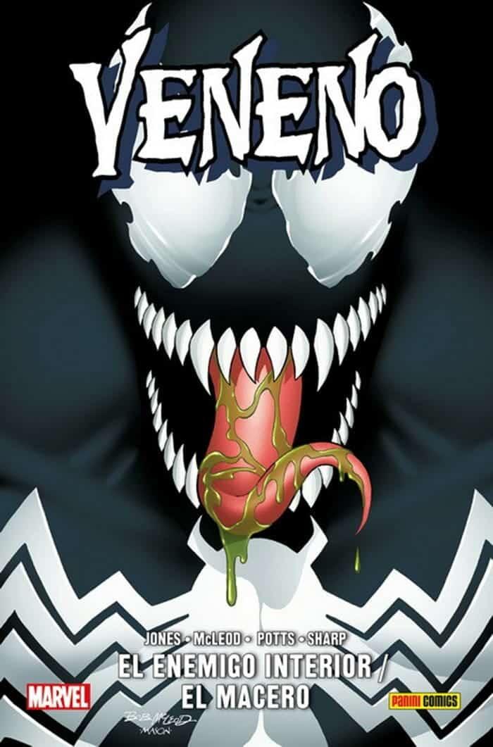 Veneno: El enemigo interior / El Macero (Marvel - Panini Cómics)