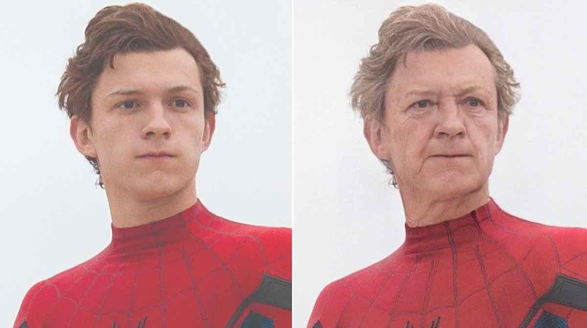 Spider-man viejo