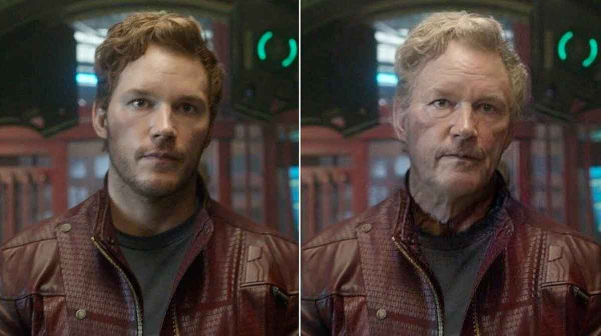 Star Lord viejo