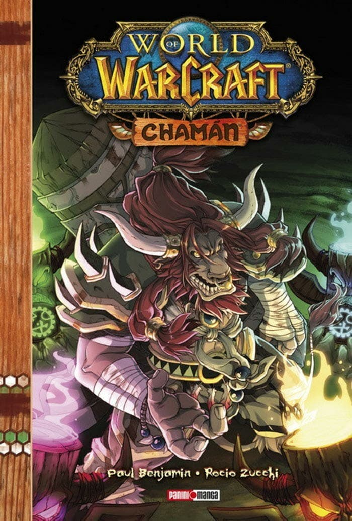 World of Warcraft: Chamán (Panini Cómics)