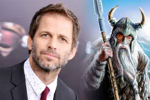 Zack Snyder hará un anime de mitología nórdica para Netflix