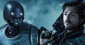 Casian Andor y k2so protagonizaran la precuela de Star Wars Rogue One