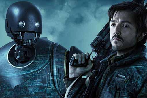 Casian Andor y k2so protagonizaran la precuela de Star Wars Rogue One