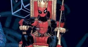 Marvel Deadpool comic Reboot dest