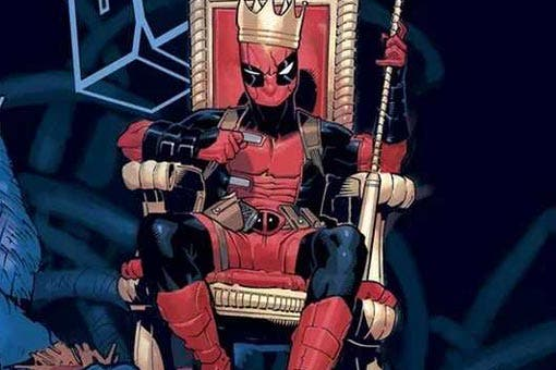 Marvel Deadpool comic Reboot dest