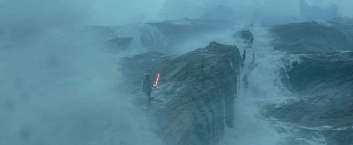 Star Wars: El ascenso de Skywalker. Estrella de la muerte Endor
