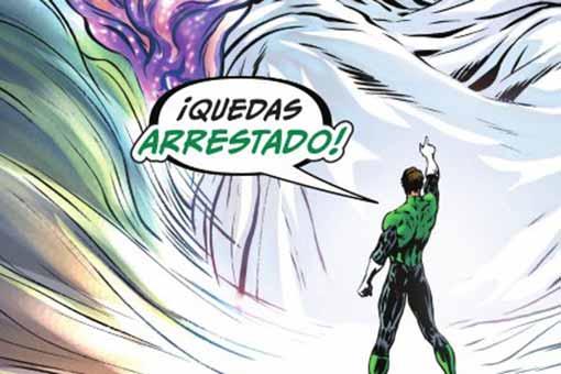 El Green Lantern Nº 3