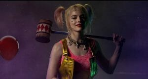 Harley Quinn en Birds of prey