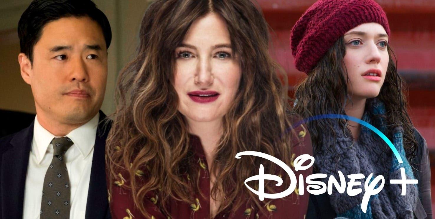 Kat Dennings, Randall Park Will y Kathryn Hahn