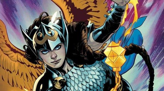Marvel comics valquiria 1