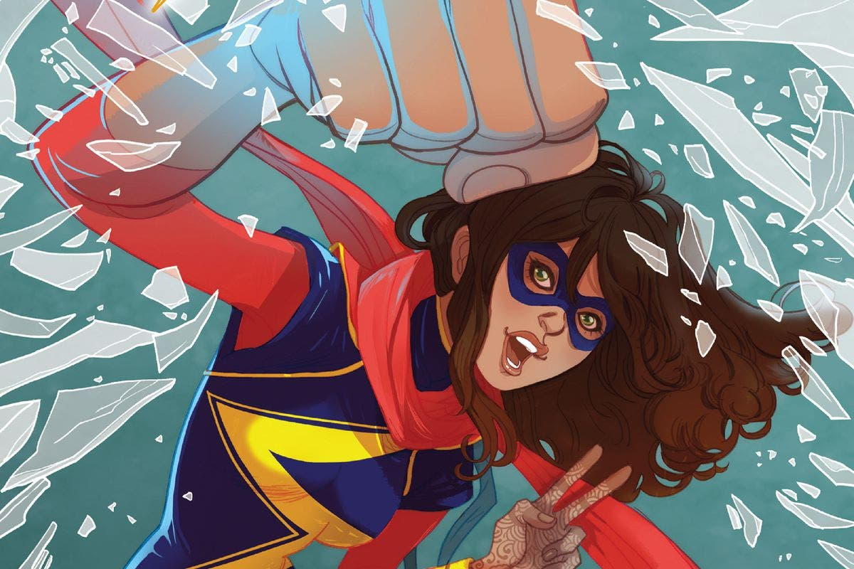 Miss Marvel Kamala Khan