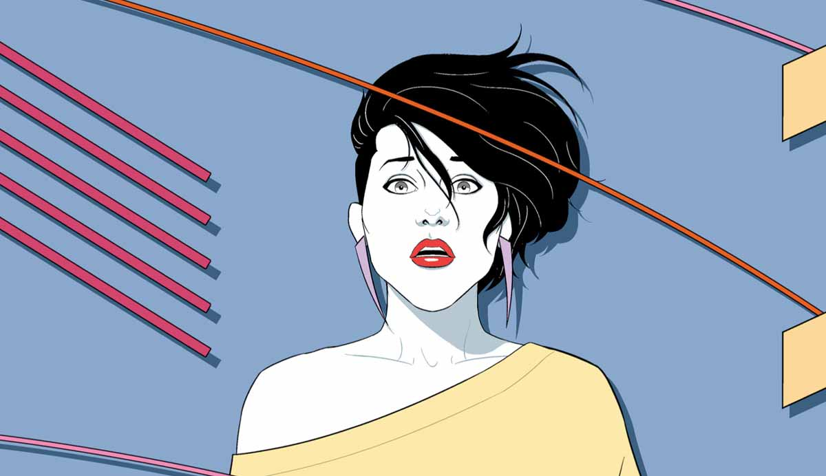 Phonogram: The inmaterial Girl