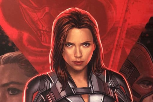Poster de Viuda Negra (Black Widow)