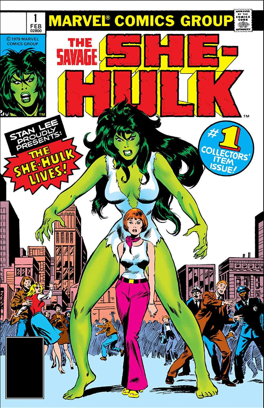 Savage She-Hulk Vol 1 1 Marvel