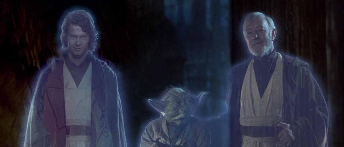 Star Wars: Fantasmas de la fuerza