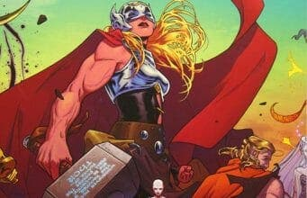 Thor: Love and thunder. Así se prepara Natalie Portman para la película