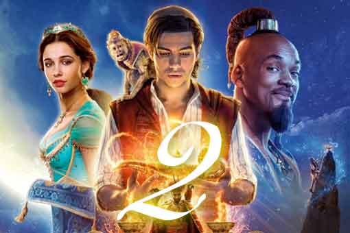 Harán Aladdin 2 en acción real