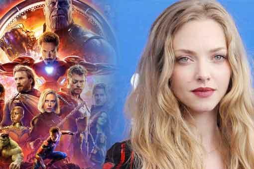 Amanda Seyfried rechazó interpretar a un personaje de Marvel