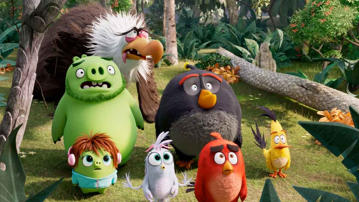Primeras críticas de Angry Birds 2: La mejor adaptación de un videojuego