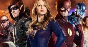 arrowverse, Arrow, Supergirl, The Flash