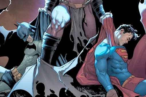 Batman y Superman conocen a un villano muy poderoso