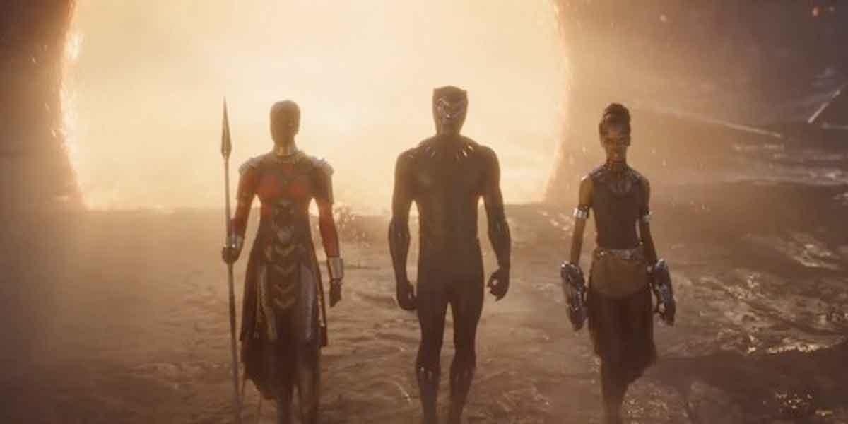 Motivo por el que Black Panther fue le primero en atravesar los portales