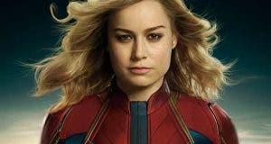 Brie Larson prueba que Capitana Marvel es digna de levantar el martillo de Thor