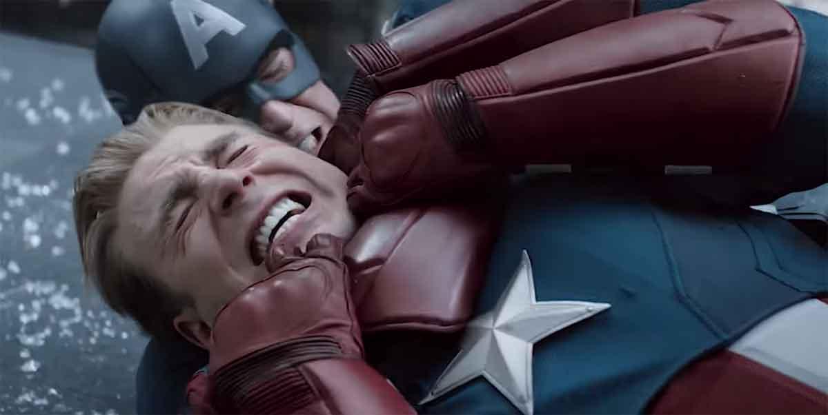 """Casi nos quedamos sin el """"culo de América"""" en Vengadores: Endgame"""