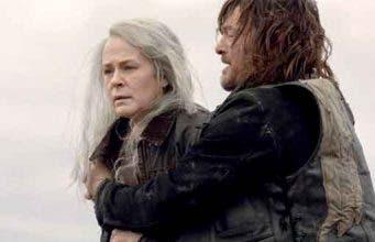 The Walking Dead. Carol tendrá una épica escena de venganza