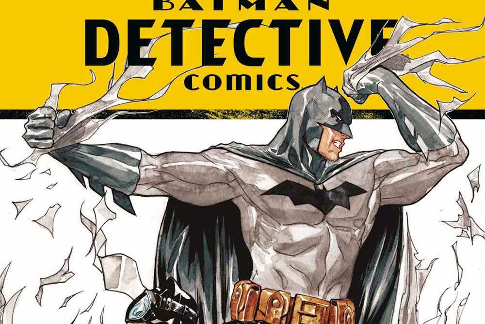 cubierta Batman: El corazón del silencio