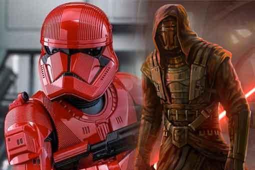 Teoría Star Wars: Los Sith Troopers están conectados con Darth Revan
