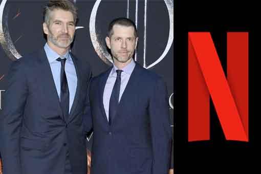 Los creadores de Juego de Tronos firman un supercontrato con Netflix