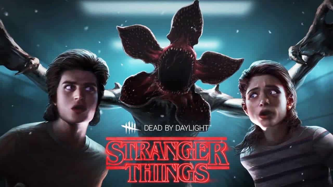 dead by daylight stranger things