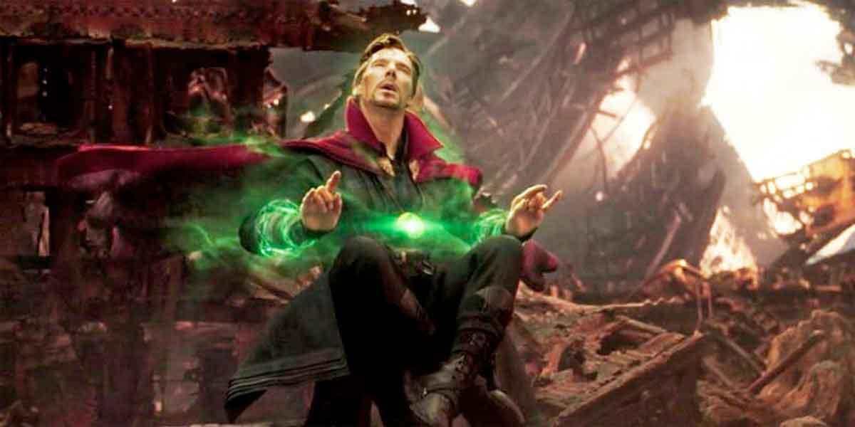 Los viajes a través del tiempo del Doctor Strange son terroríficos